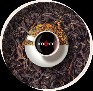 Чёрный чай ароматизированный